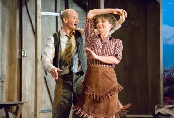 """Von Wuppertal in den Wilden Westen: """"Crazy for you"""" im TiC-Theater"""