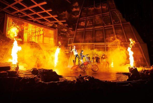 Bat out of Hell: Opulenter Rock regiert in Oberhausen
