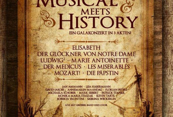 Ankündigung: When Musical meets History