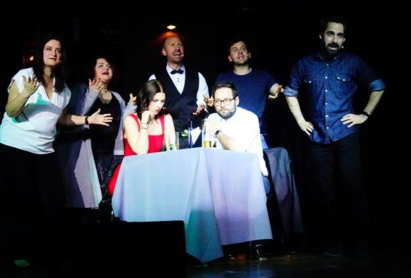 First Date: Unterhaltsamer Musical-Spaß