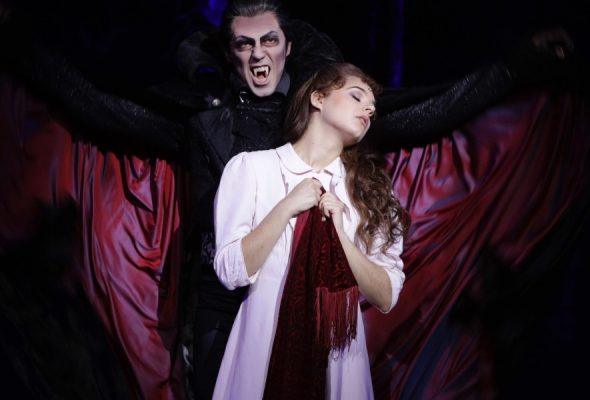 Tanz der Vampire zurück in Oberhausen