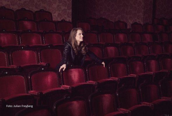 Anja Wendzel im Porträt: Mit Tanz der Vampire ging ein Traum in Erfüllung