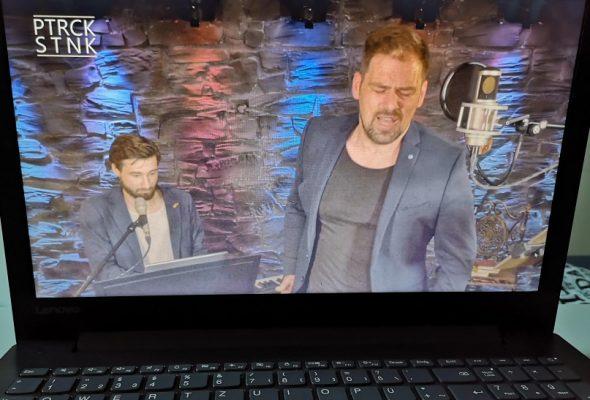 Role of a lifetime: Patrick Stanke im Livestream