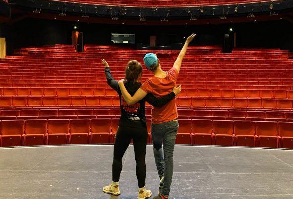 KulturKilometer: 750 km zu Fuß durch die Theaterlandschaft
